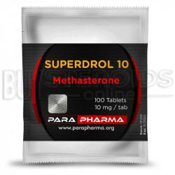 SUPERDROL 10 Para Pharma US EXPRESS