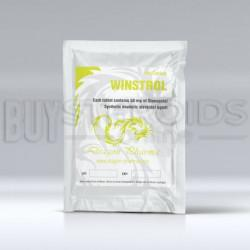 Winstrol Oral 50mg Dragon Pharma US DOM